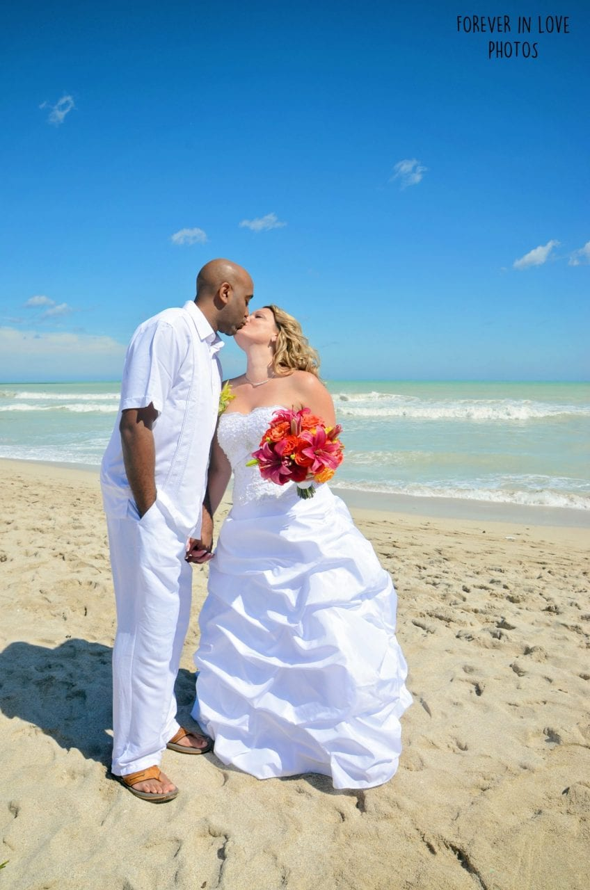 Florida Beach Weddings in Miami
