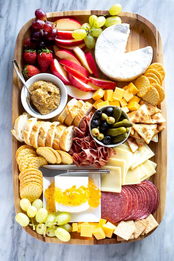 Charcuterie Board for Wedding party