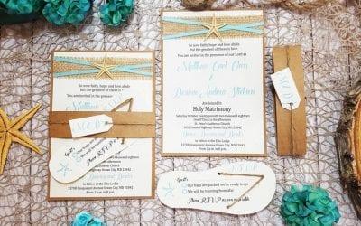Ultimate Bride Guide: Destination Wedding Invitations
