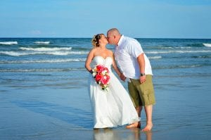 St. Augustine beach weddings and our Florida beach wedding packages.
