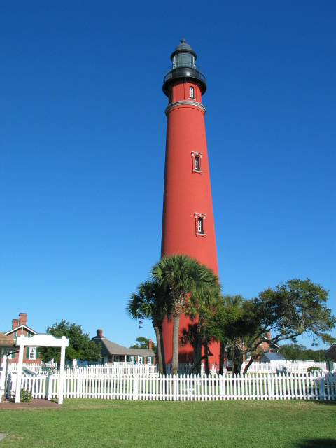 Ponce Inlet Lighthouse Florida for weddings