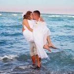 South Beach weddings in Miami Beach, Florida.