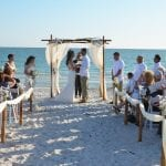 Weddings in Florida with a professional and reliable beach wedding company.