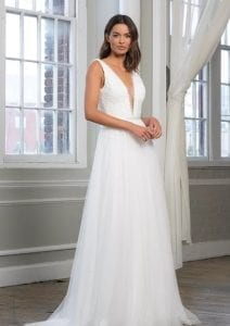 "The Knot ""THEIA"" gown"