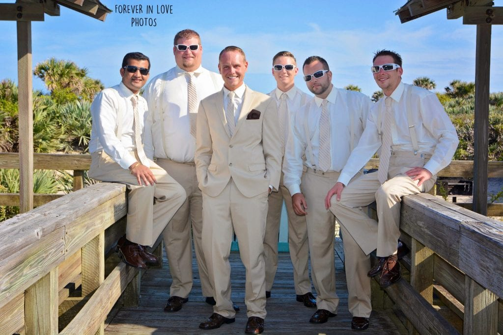 Ponce Inlet Beach Weddings