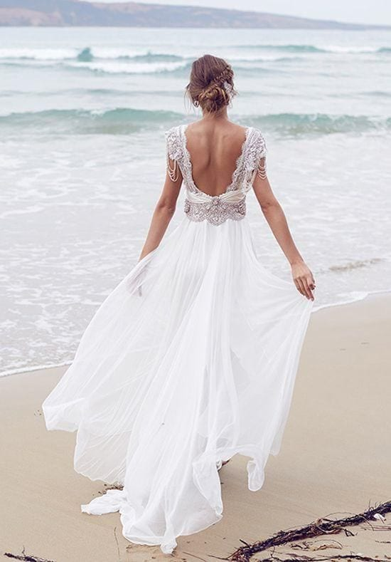 De Stress With These Beautiful Beach Wedding Dresses Florida Beach Weddings,Where To Buy Wedding Dresses Online Usa