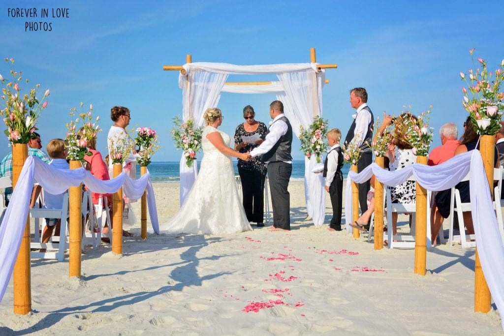 Florida Beach Weddings All Inclusive Destination Wedding