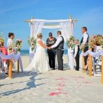 Florida Beach Weddings Distinctive Design Package