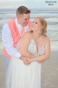 Daytona Beach Weddings and packages that include photography.
