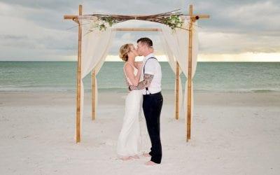 Wedding Reception Ideas for a Sarasota Beach Wedding