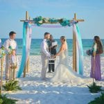 Destin, Florida beach weddings that are all-inclusive.