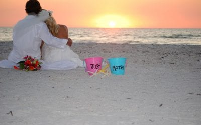 Captivating Clearwater Beach Weddings