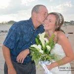 Palm Coast, Florida beach weddings are an ideal spot for a beach elopement.