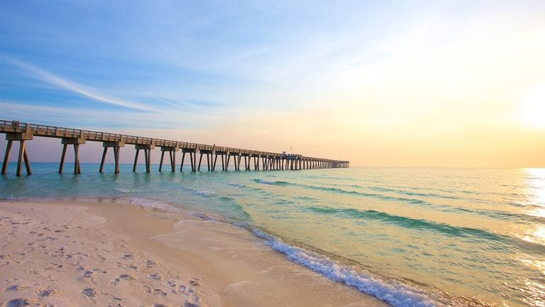 best beach wedding locations in florida
