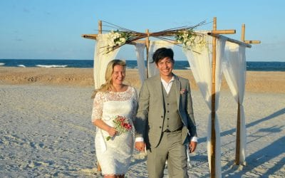 Time for Plan B: All Inclusive Beach Wedding