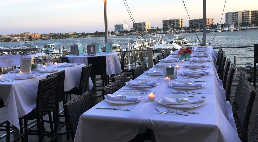 Brotulas Restaurant Destin Harbor