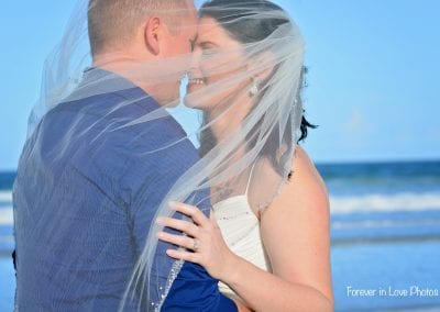 Enjoy a Daytona Beach Elopement with our company and be stress-free.