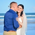 Daytona beach weddings and Daytona Beach elopement with photography and decor