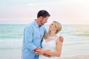 Clearwater Beach Weddings and elopements.