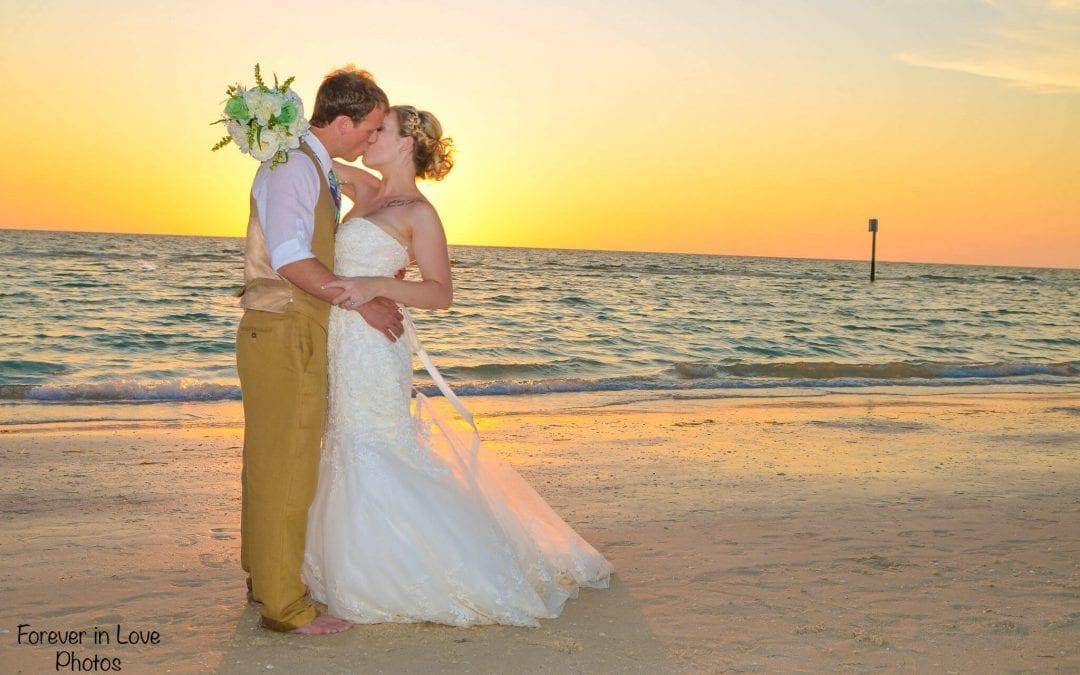 Florida Beach Wedding Venues: Indian Rocks Beach