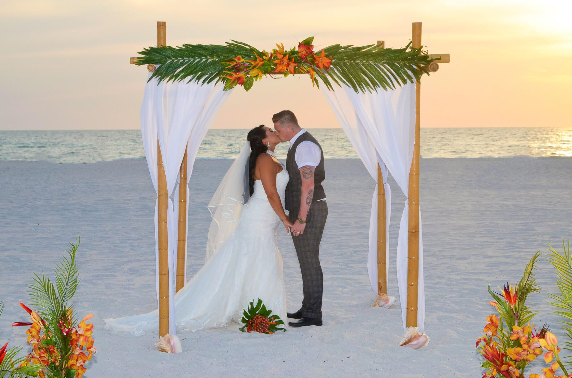 Beach Wedding Packages In Clearwater