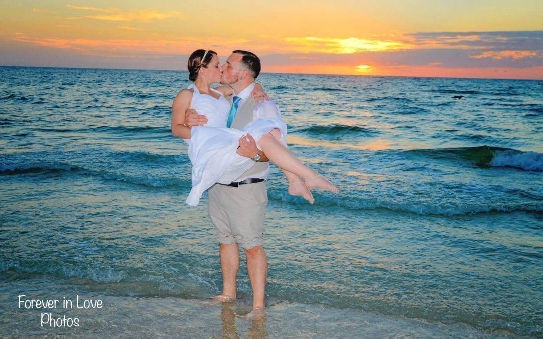 Tie the Knot: Sunset Beach Weddings