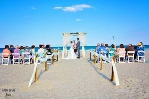 Cocoa Beach Wedding Packages are the easiest way to plan a destination Florida beach wedding.