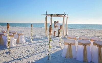 Lido Beach Weddings – Dream Gulf Beach Wedding