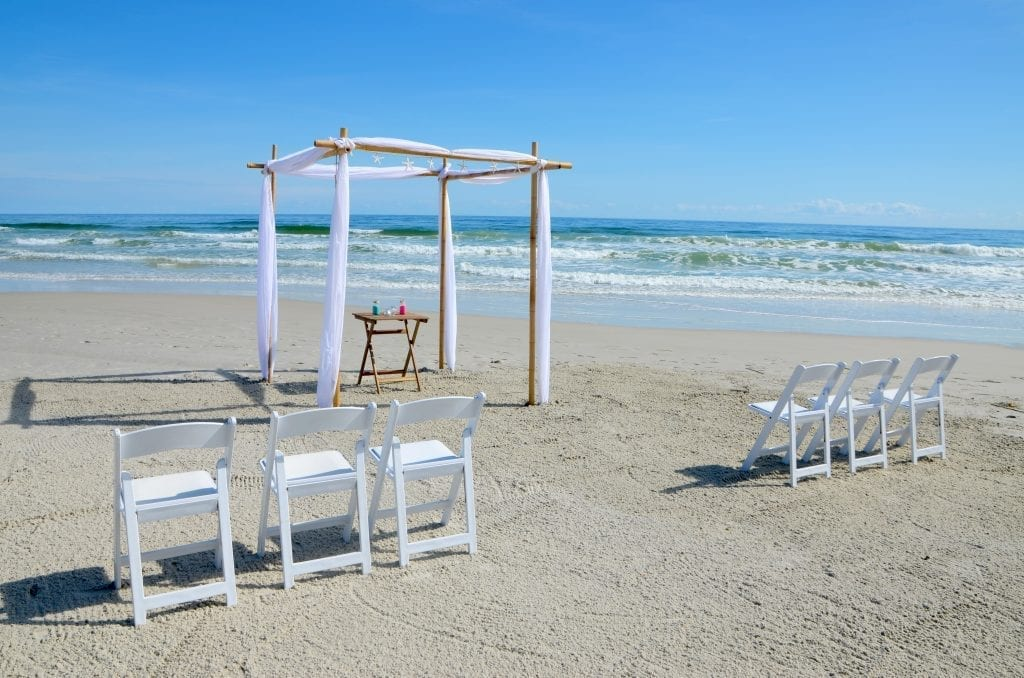 Florida Beach Elopements that are all-inclusive