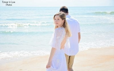 Have a Beach WeddingMoon in St. Augustine
