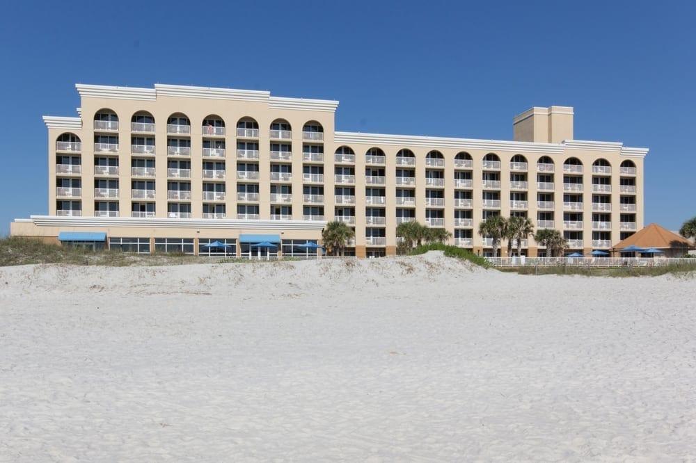 Jacksonville Beach Wedding hotels
