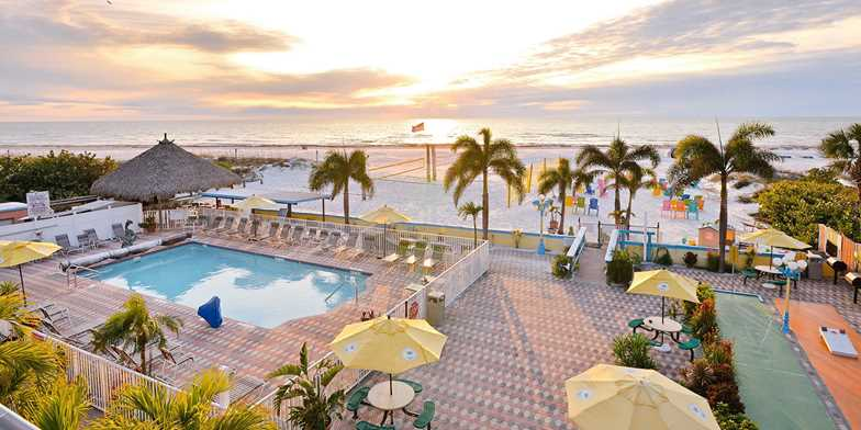 Fort Myers beach wedding hotel