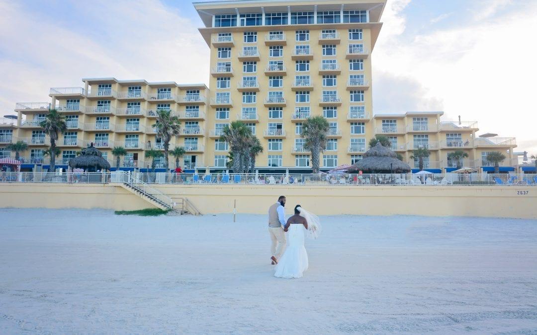 Hotel Weddings in Daytona Beach