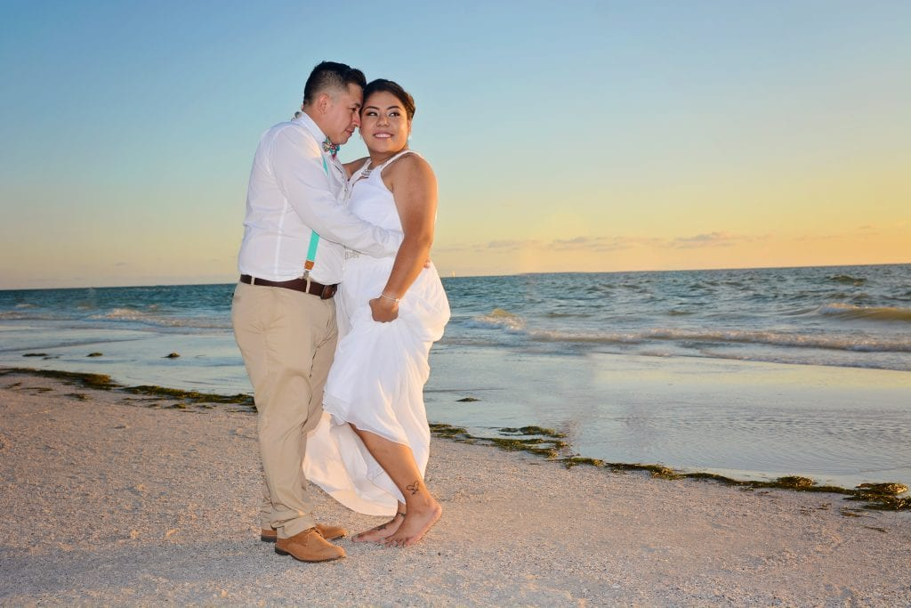 Clearwater Beach Weddings in Florida