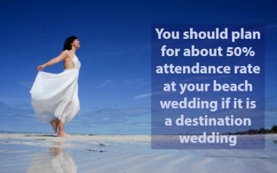 Some Tips for Your Destination Wedding On the Beach
