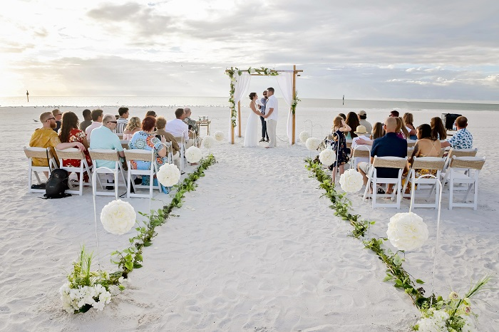 Plan Your Clearwater Beach Wedding in Just a Few Days!