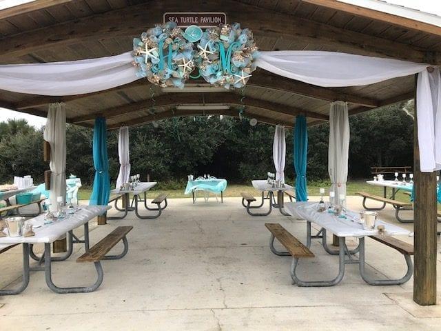 Anastasia Park Wedding Pavilion