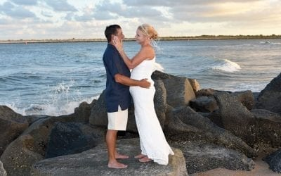 St. Augustine Beach vs. Clearwater: Which is Better for Weddings?