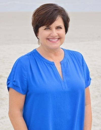 Photo of Karen Hinkle, Beach Wedding Specialist