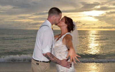 An Indian Rocks Beach Wedding near Clearwater