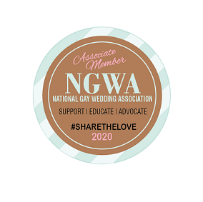 National Gay Wedding Association Logo