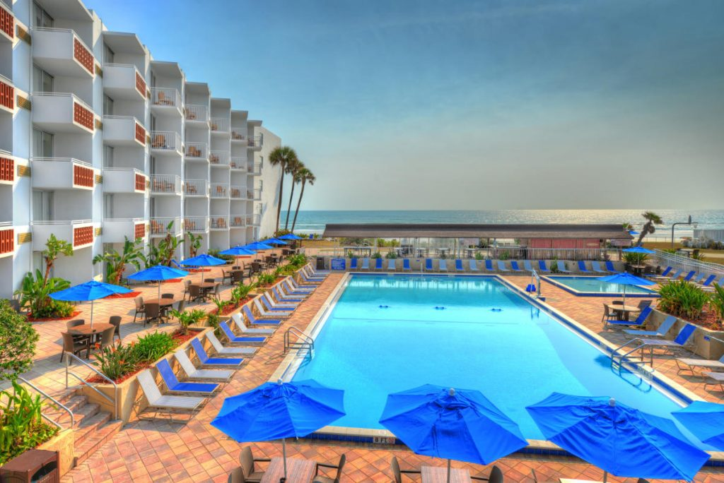 Aku Tiki Daytona Beach Hotel