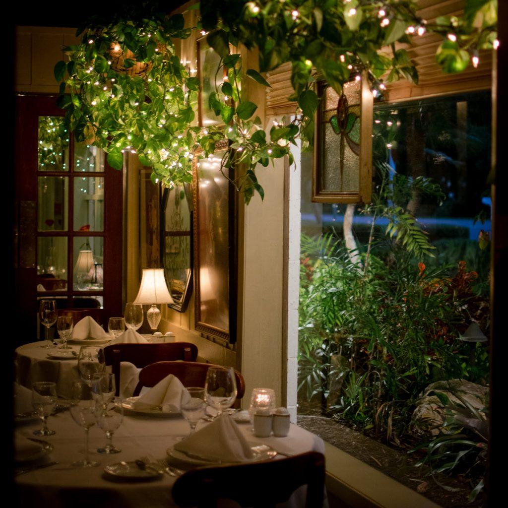 Euphemia Haye Restaurant on Longboat Key,FL