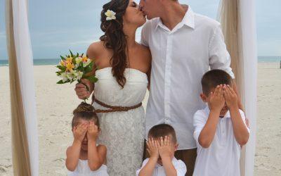 Kid Friendly Wedding in Clearwater Beach: Fun for Children