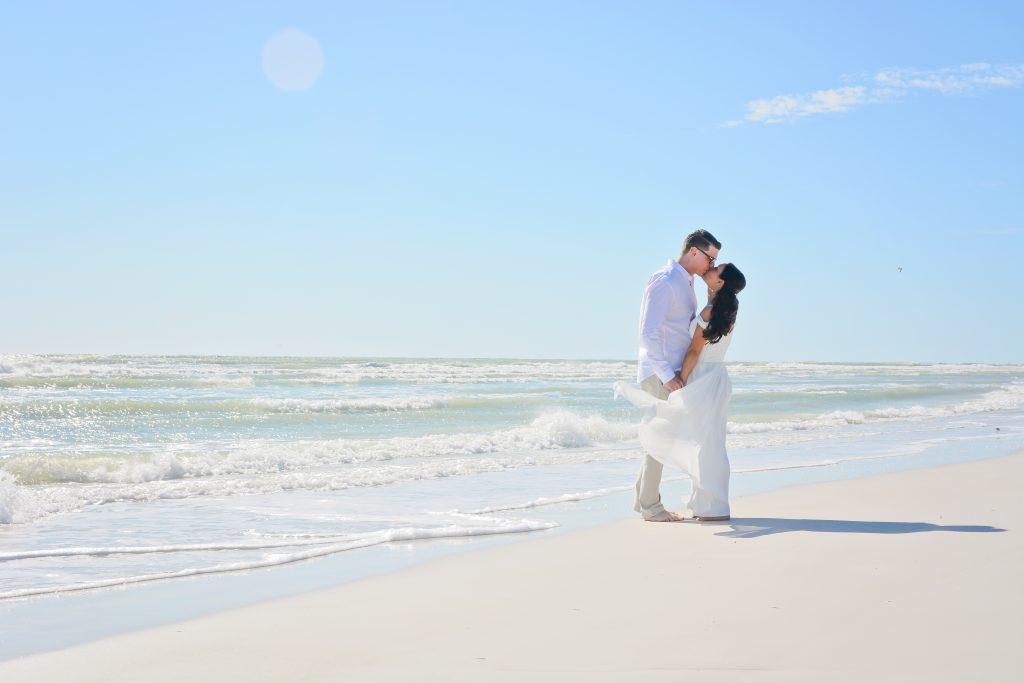 Siesta Key Beach Weddings in Florida