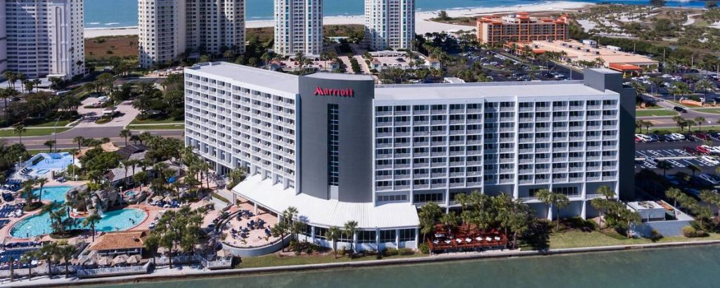 Marriott Sand Key Hotel in Clearwater, FL