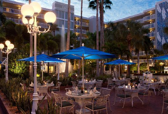 Palm Court Italian Grill St. Pete Beach