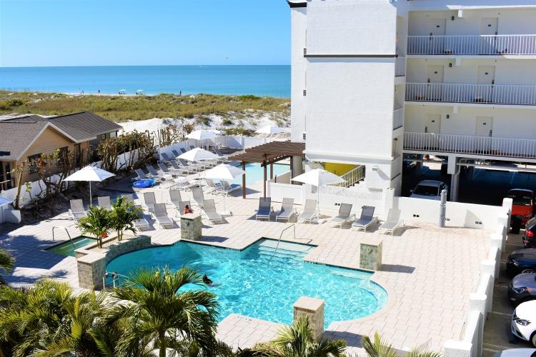 Barefoot Beach Hotel Madeira Beach FL
