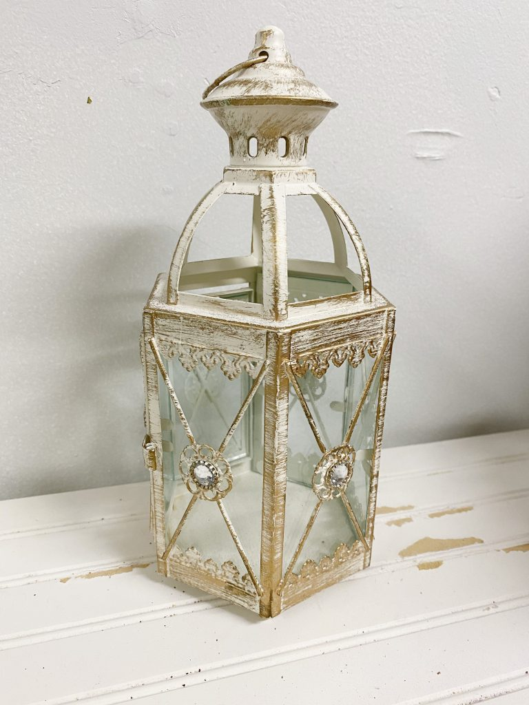 Lantern for beach wedding decor