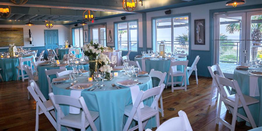 Sliders Seaside Grill Amelia Island for wedding receptions